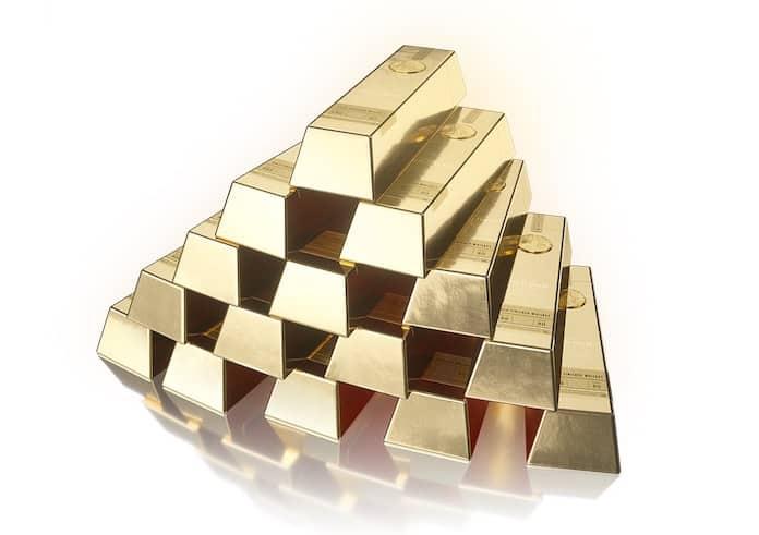 Gold Bar Gold Finished Whiskey