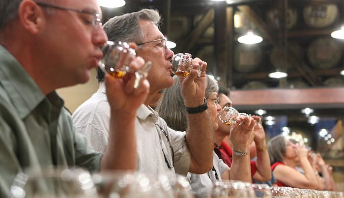 Private bourbon tour