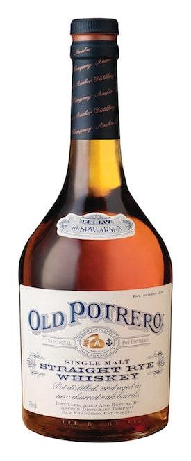 Anchor Old Potrero Single Malt Straight Rye Whiskey