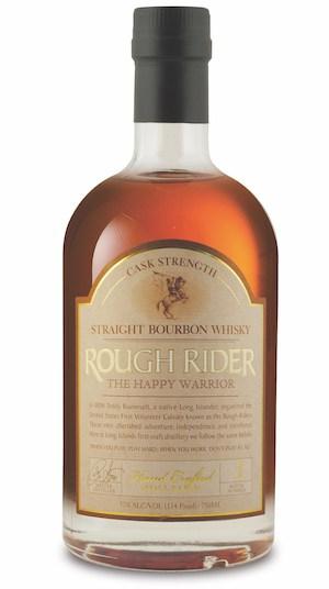 Happy Warrior Cask Strength Bourbon