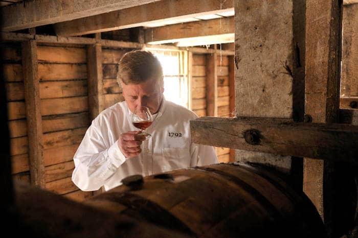 Master Distiller Ken Pierce