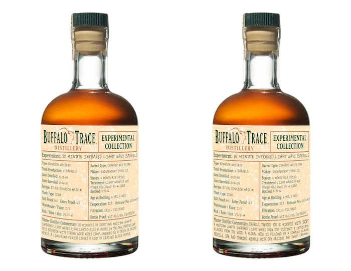 Buffalo Trace Experimental Collection Infrared Light Wave