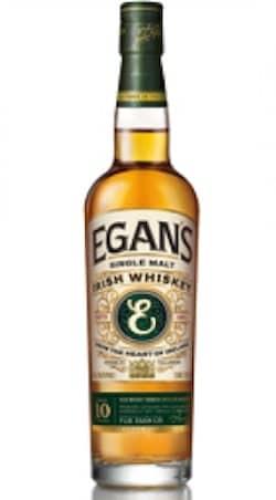 Egan's Single Malt Irish Whiskey
