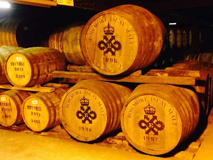 Investing in whisky casks