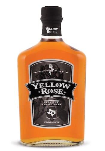 Yellow Rose Straight Rye