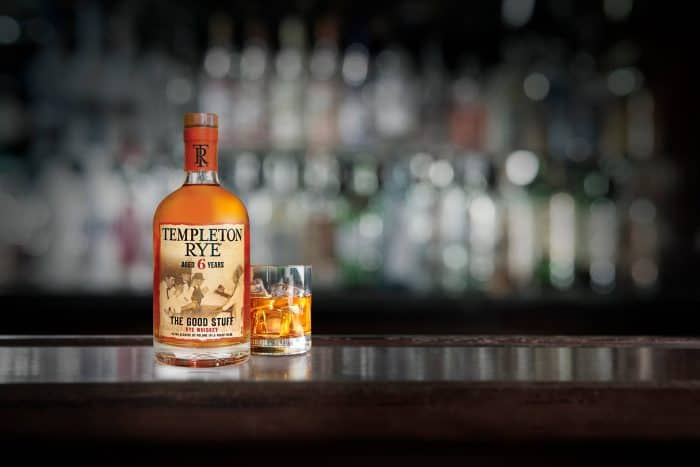 Templeton Rye 6 Year Old