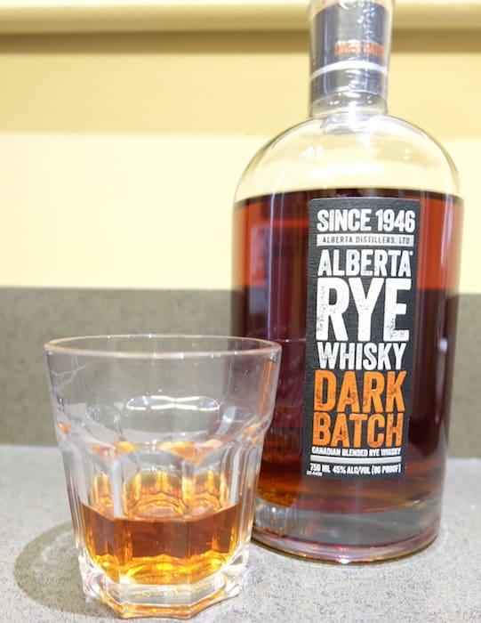Alberta Rye Dark Batch