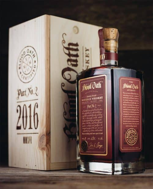 Whiskey Review: Blood Oath Bourbon Pact No. 2