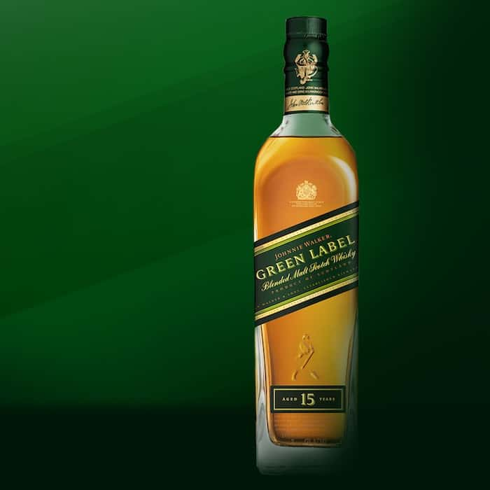Whisky Review Johnnie Walker Green Label The Whiskey Wash