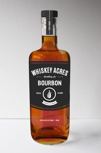 Whiskey Acres Bourbon