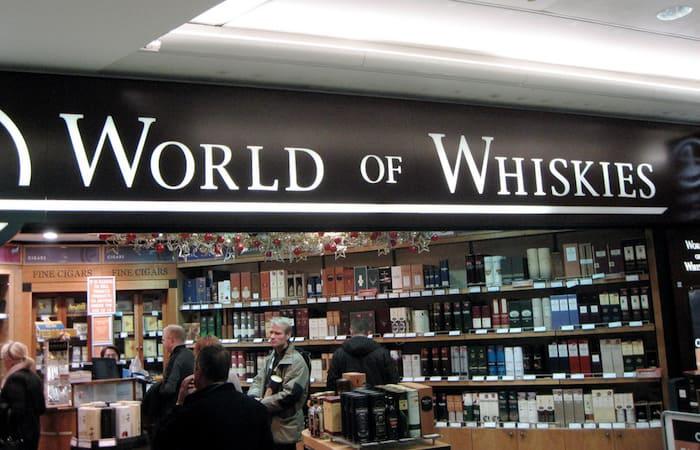 Whisky Travel Retail