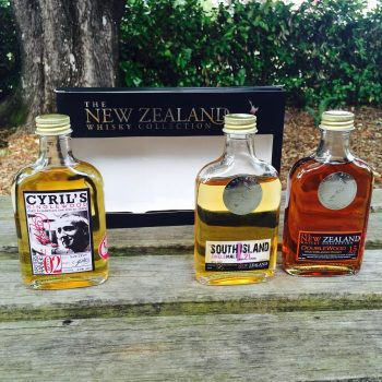 New Zealand Whisky Collection