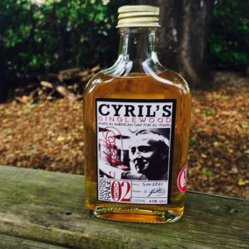Cyril's Singlewood Whisky