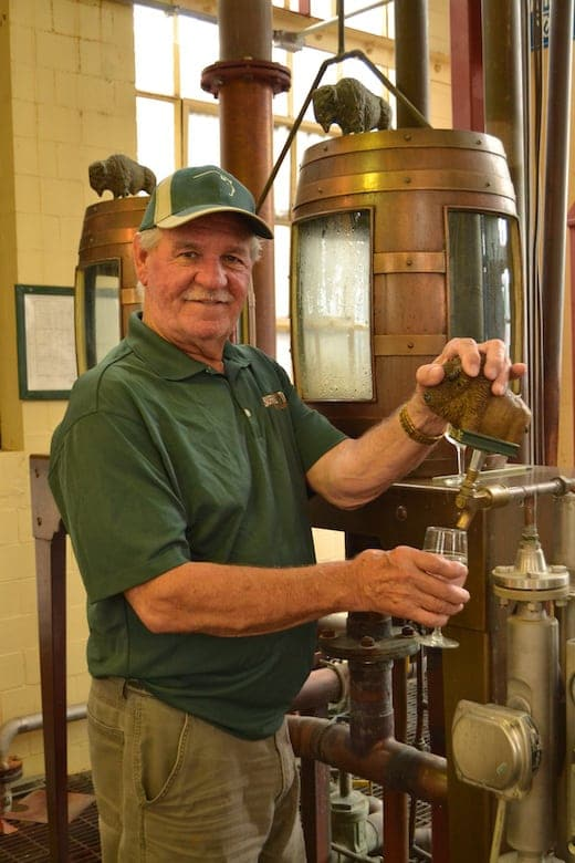 Bourbon Industry Old Timers: Buffalo Trace's Jim Hall