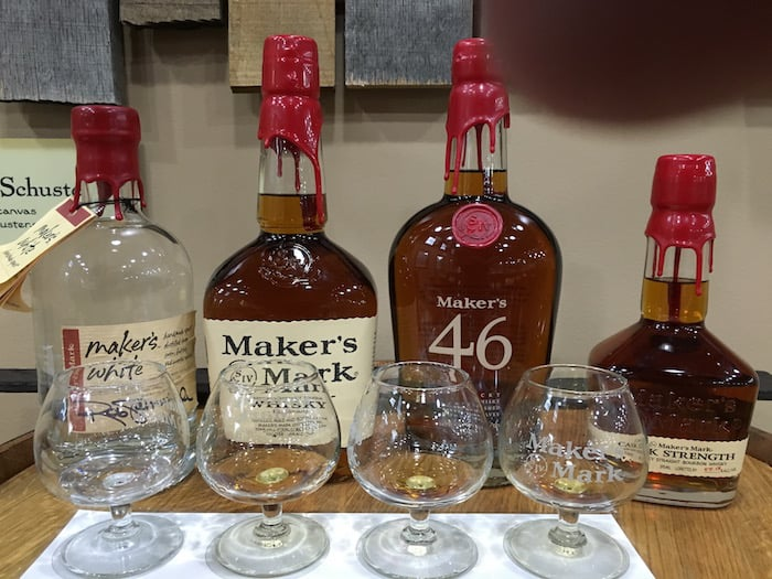 Behind The Seal The Story Of The Maker S Mark Bottle