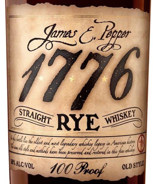Whiskey Review: James E. Pepper Whiskey (Rye, Bourbon)