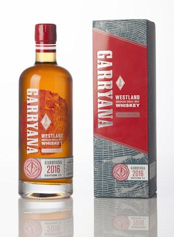 Westland Distillery Garryana Whiskey