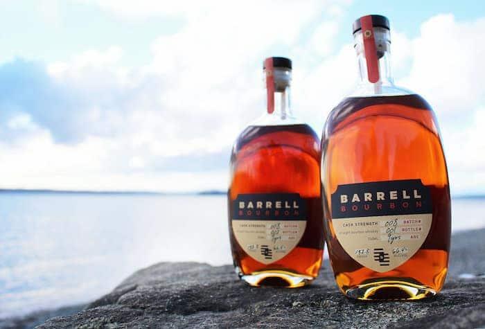 Barrell Bourbon Batch 008