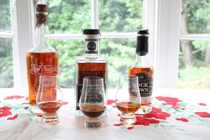 Not Kentucky Bourbon
