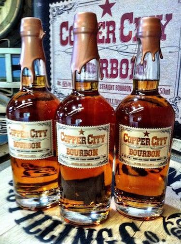 Copper City Bourbon