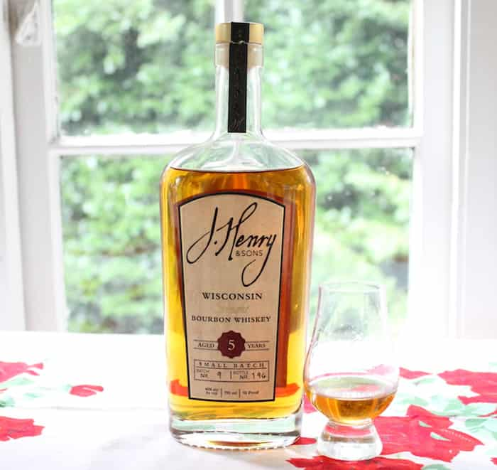 J. Henry & Sons Wisconsin Straight Bourbon