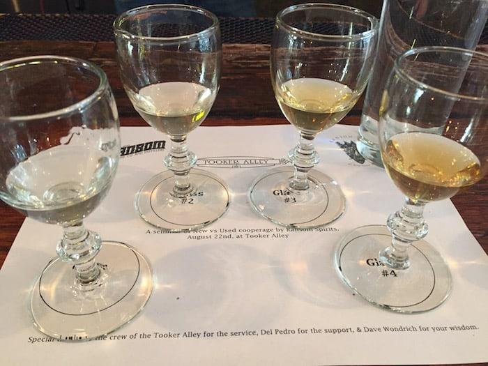 Ransom Rye, Barley, Wheat Whiskey