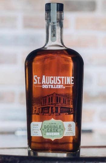 St. Augustine Florida Double Cask Bourbon