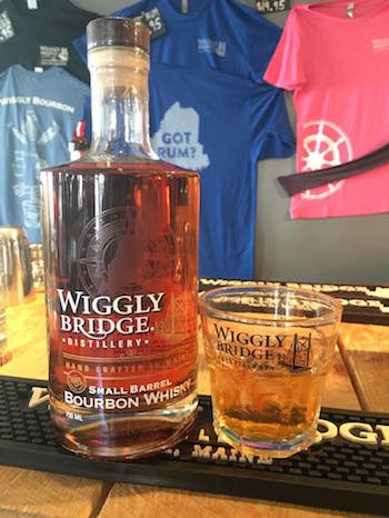 Wiggly Bridge Bourbon