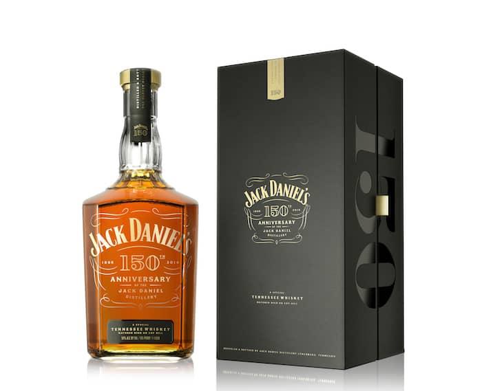 Jack Daniel's 150th Anniversary Whiskey
