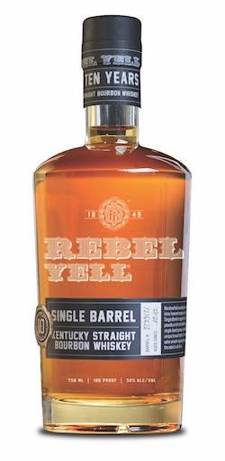 Rebel Yell Single Barrel Release