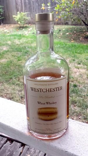 StilltheOne Westchester Wheat Whiskey