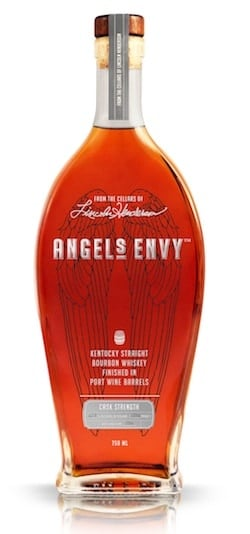 Angel's Envy Cask Strength 2016 Bourbon
