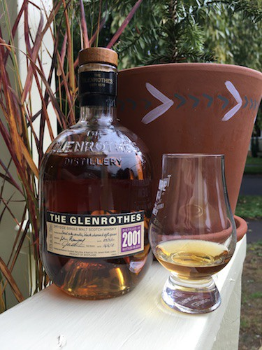 The Glenrothes Vintage 2001