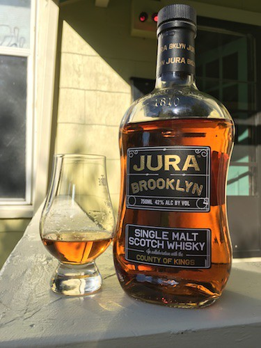 Jura Brooklyn Single Malt Scotch