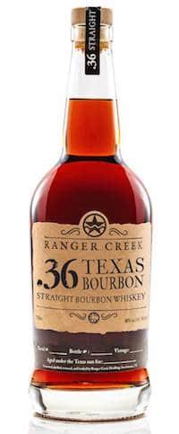 Ranger Creek .36 Texas Bourbon