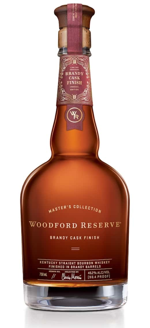 Whiskey Review: Woodford Reserve Master's Collection Brandy Finish
