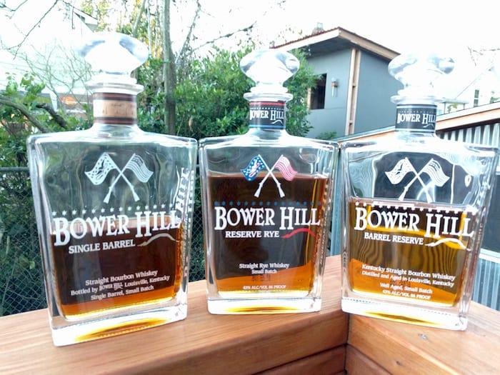Bower Hill Whiskeys