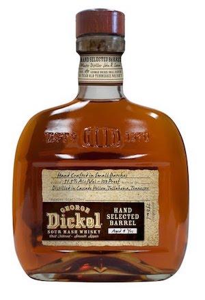 George Dickel Hand Selected Barrel