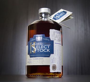Heaven Hill Select Stock 20th Anniversary Fire Edition