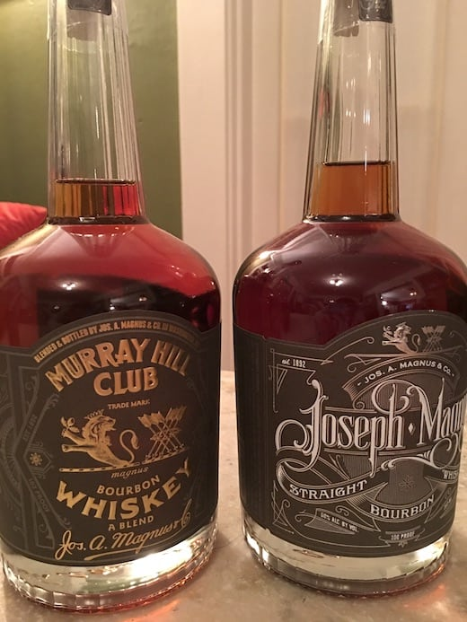 Whiskey Review Round Up Joseph Magnus And Murray Hill