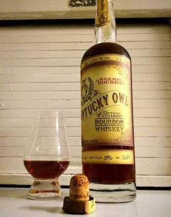 Kentucky Owl Bourbon