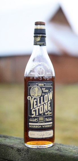 Yellowstone 2016 Limited Edition Bourbon