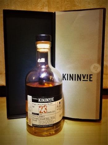 Kininvie 23 Year Old