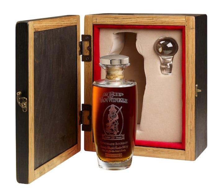 Old Rip Van Winkle 25 Year Old Bourbon