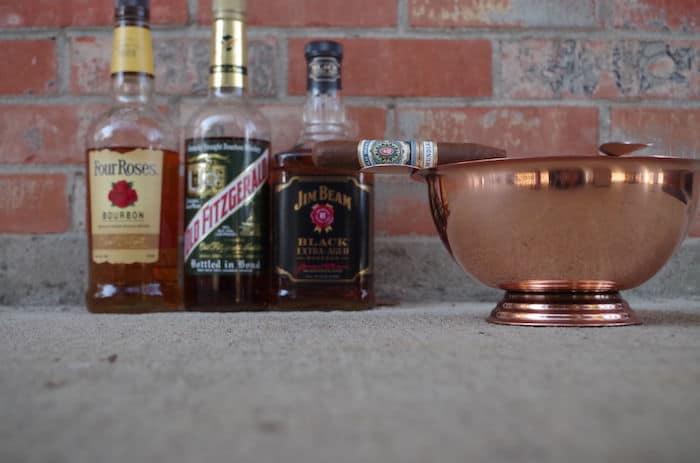 Alec Bradley Mundial No. 5 bourbon