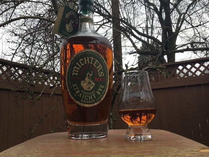 Michter's 10-Year-Old 2017