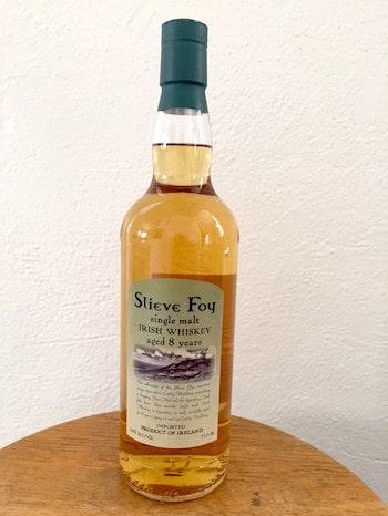 Slieve Foy Single Malt Irish Whiskey
