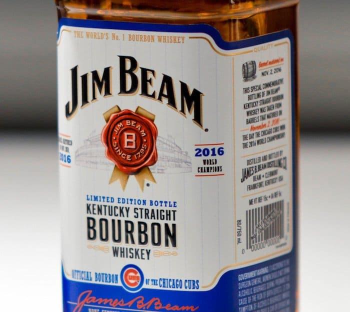 Jim Beam Game 7 Batch