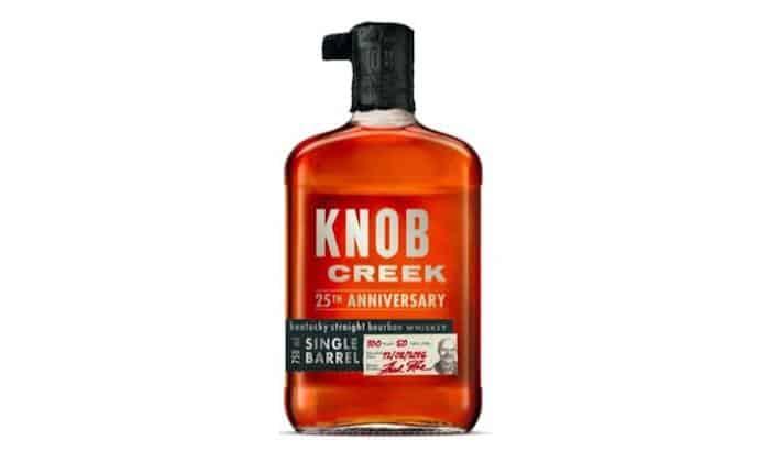 Knob Creek 25th Anniversary Limited Edition Bourbon