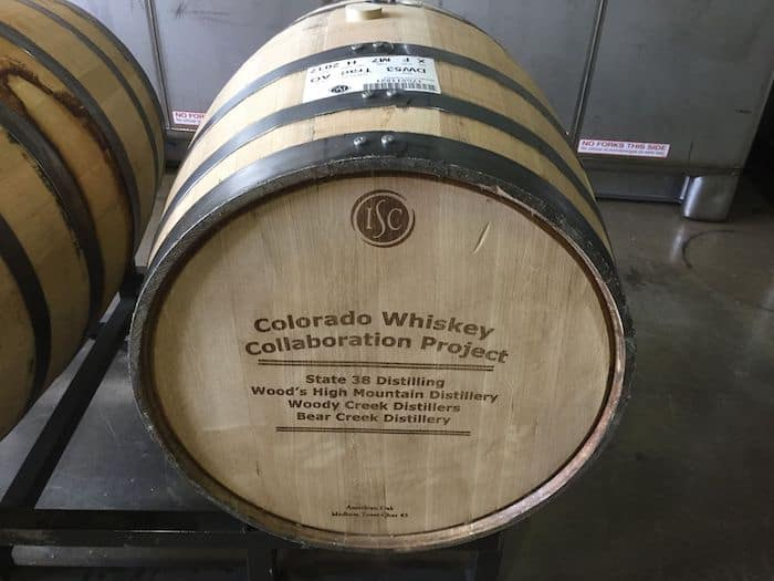 Colorado Whiskey Collaboration Project
